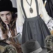 Винтажный стиль в моде и  одежде