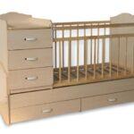 С чего начинать выбор детской кроватки?