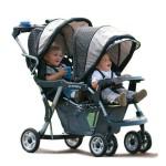 Покупать одну коляску для двойни или две одинарные?