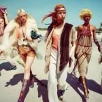 Тенденции моды 70х и их проявление в современном гардеробе.
