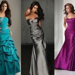 Выбор модного платья на выпускной вечер 2015 год.