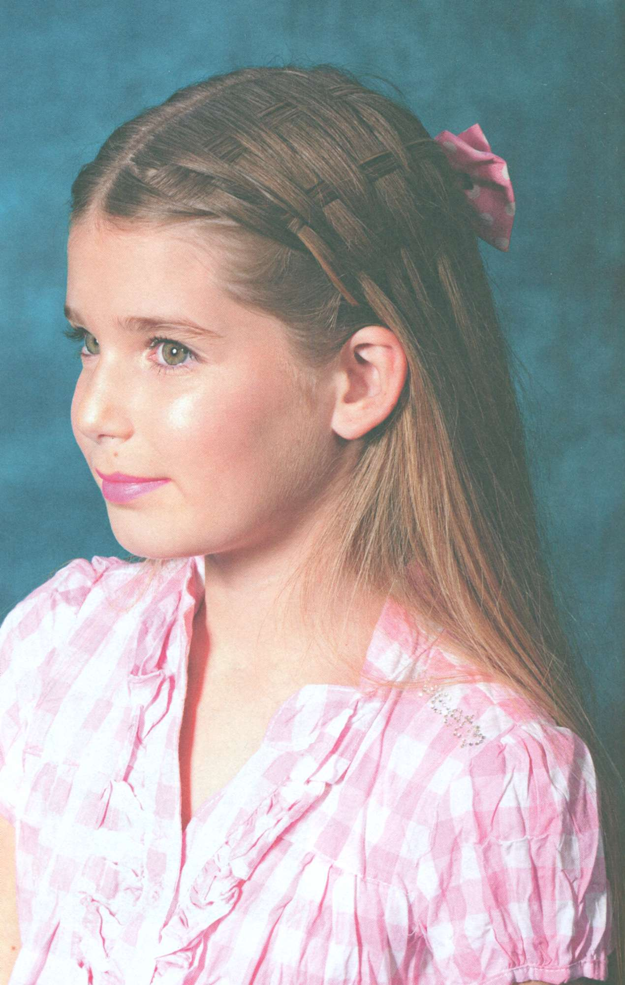 Прическа девочке на выпускной в 4 классе фото