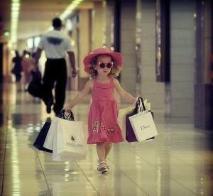 Я бы в модницы пошла