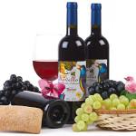 Вино – лекарство от угрюмости.