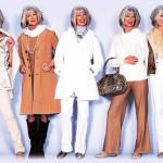 Мода 2016 для элегантных женщин бальзаковского возраста.