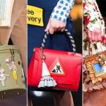 Модные сумки 2016.