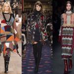 Модные тенденции 2016: свободный полет фантазии.