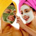Полезное воздействие масок для лица из природных составляющих.