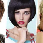 Модные стрижки и причёски для девушек