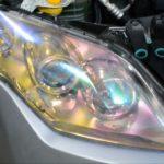 От чего зависит цена на бронирование автомобильных фар полимерной пленкой