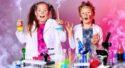 Химическое шоу – веселая наука для детей